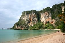 Free Raileh Beach Royalty Free Stock Images - 6212389