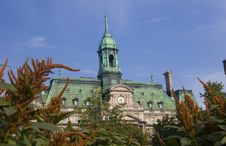 Free Old Montreal In Summer Stock Photography - 6212412