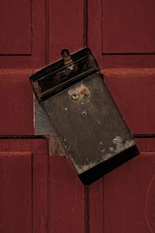 Free Old Mail Box Stock Photos - 6212433
