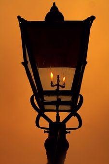 Free Old Street Light Stock Image - 6212491
