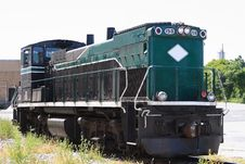 Free Diesel Locomotive Royalty Free Stock Photos - 6212648