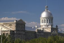 Free Old Montreal In Summer Royalty Free Stock Photography - 6212827