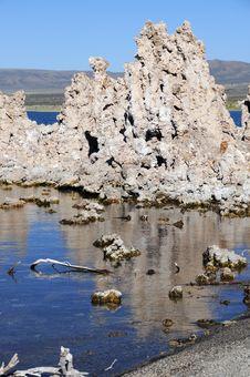 Free Mono Lake Royalty Free Stock Photo - 6212865