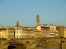 Free Glimpse Of Florence Royalty Free Stock Image - 6212956