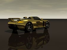 Free Sports Car Royalty Free Stock Photography - 6213547
