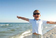Free Happy Boy Stock Image - 6214141