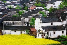 Free Chinese Village Stock Photo - 6214310