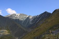 Free Altai Mountain In Summer Stock Photography - 6214392