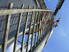 Free Windmill Stock Photo - 6214400