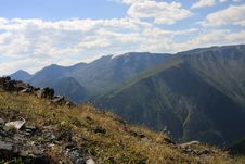 Free Altai Mountain In Summer Royalty Free Stock Photography - 6214407