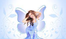Free Blue Flora Stock Photos - 6215053