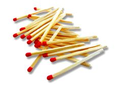 Free Matches_01 Stock Photography - 6215852