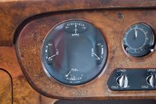Free Car Instruments Royalty Free Stock Image - 6216706