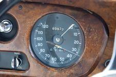 Free Speedometer Royalty Free Stock Photos - 6216718