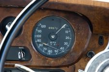 Free Speedometer Royalty Free Stock Photos - 6216728