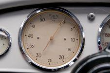 Free Tachometer, Speedometer Stock Images - 6217034