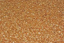 Free Buckwheat Groats Royalty Free Stock Photography - 6217737