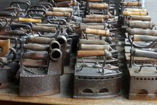 Free Antique Irons Stock Images - 6218224