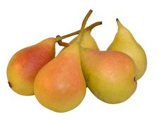 Free Pears Stock Image - 6218781
