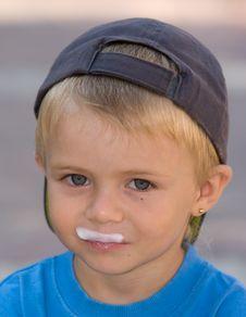 Free The Sad Boy Stock Photos - 6218883