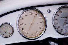 Free Tachometer, Speedometer Stock Photo - 6219040