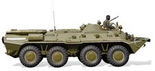 Free Russian Infantry Vehicle Royalty Free Stock Images - 6219489