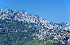 Free Mountains Royalty Free Stock Photos - 6219948