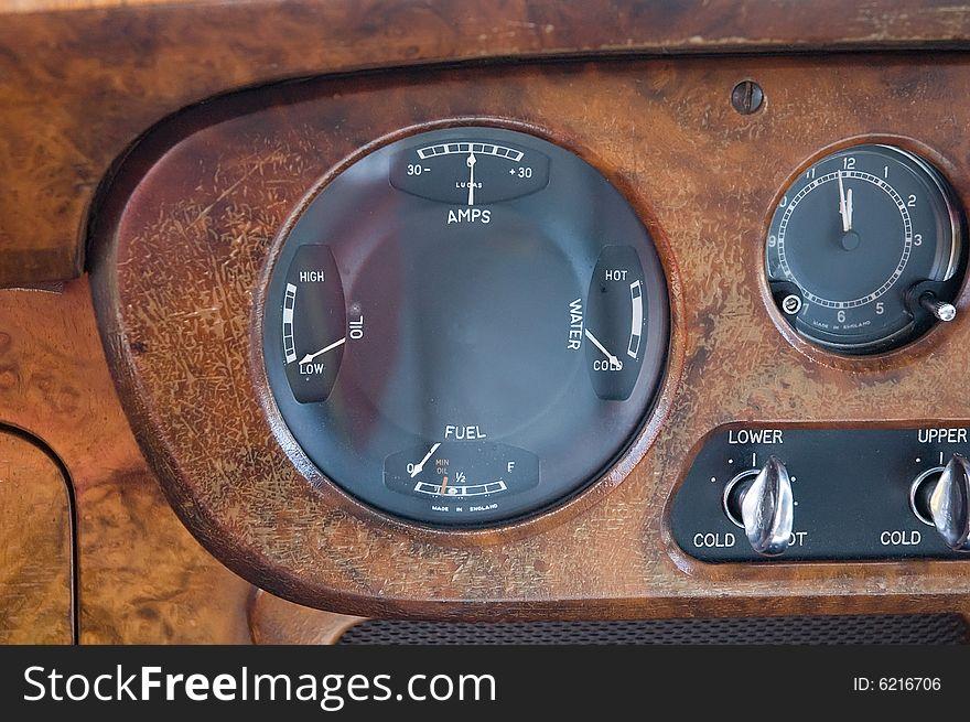 Car instruments