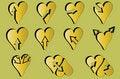 Free Arrowed Heart Royalty Free Stock Photos - 6222498