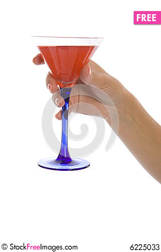 Woman hand hold wineglass with cocktail free stock images woman hand hold wineglass with cocktail ccuart Gallery