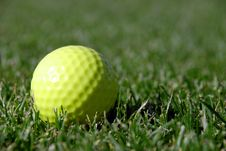 Free Golf Ball Stock Photos - 6220383