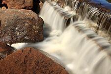 Free Flowing Water Royalty Free Stock Image - 6220566