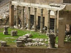 Free Forum Romanum Stock Photos - 6221523