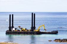 Free Dredger Stock Photos - 6221553