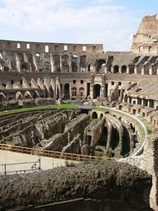 Free Colosseum In Rome Stock Photography - 6221572
