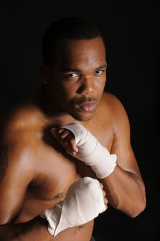 Free African American Boxer Stock Photo - 6221970