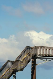 Free Stairway To Heaven Royalty Free Stock Photo - 6222025