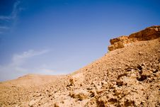 Free Desert View Stock Image - 6222581