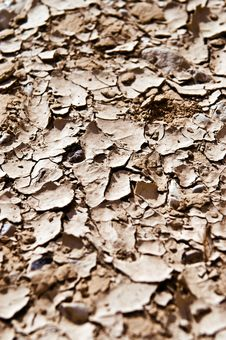 Free Parched Earth Stock Photography - 6222682