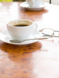 Free Coffee Break Stock Photos - 6222943