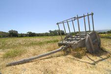 Ox Cart Stock Photos