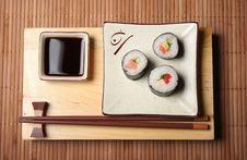 Free Sushi Royalty Free Stock Photo - 6223175
