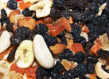 Free Dried Fruits Royalty Free Stock Photography - 6223257