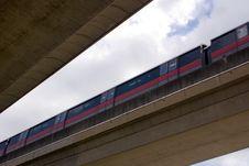 Free MRT Railway Royalty Free Stock Photo - 6223495