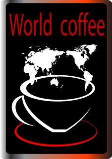 Free World Coffee Royalty Free Stock Image - 6223586