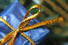 Free Christmas Present Stock Image - 6223731