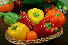 Free Fresh Vegetables. Stock Photography - 6223842