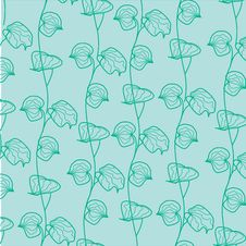 Free Abstract Floral Background Stock Photography - 6224142