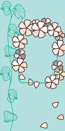 Free Abstract Floral Background Royalty Free Stock Photo - 6224145