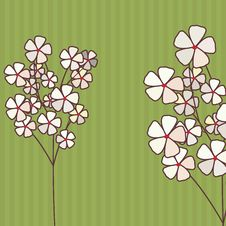 Free Abstract Floral Background Royalty Free Stock Images - 6224149